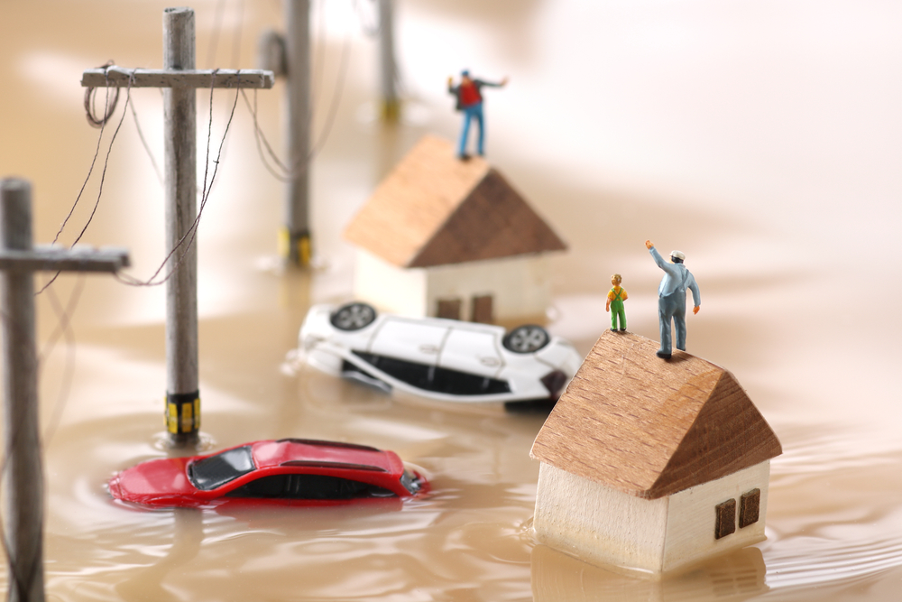 inondation crue protection maison entreprise commerce