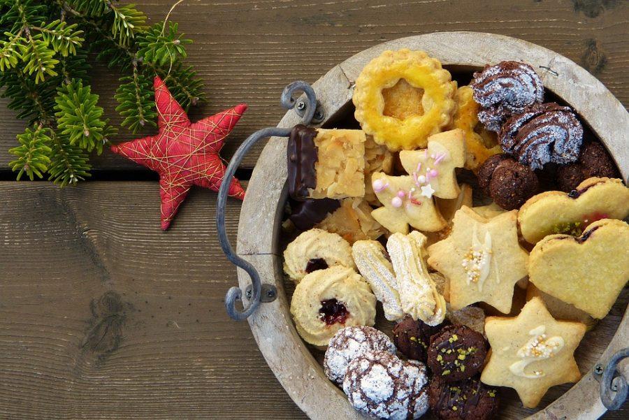 Recettes des petits cookies de Noël